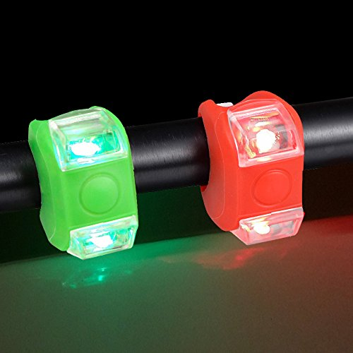 Mudder Boat Bow Led Navigation Light 2 Pack Red And