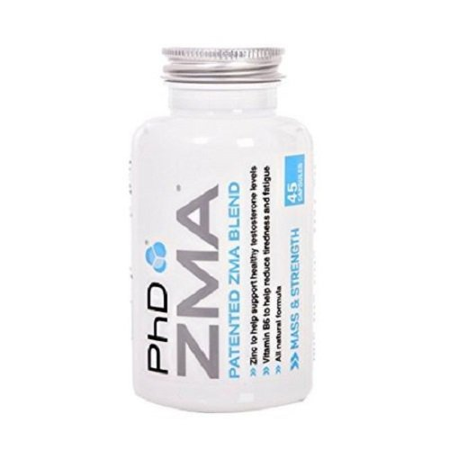 PhD Nutrition Zma Capsules Pack Of 90