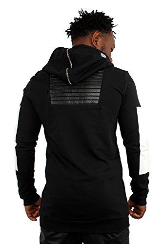 Felpa Con Streetwear Nero Uomo Special Cappuccio P5PfEq