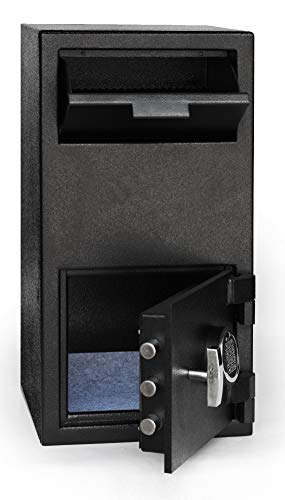 Templeton Large Depository Safe - Electronic Keypad Combination with Key Backup by Templeton (Image #3)