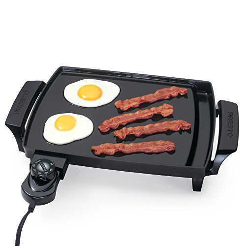 Presto 07211 Liddle Griddle - smallkitchenideas.us