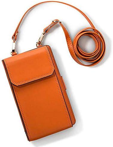 女性のレジャーユニバーサルフォンバッグ多機能の財布クロスボディバッグMuti - スロット YZUEYT