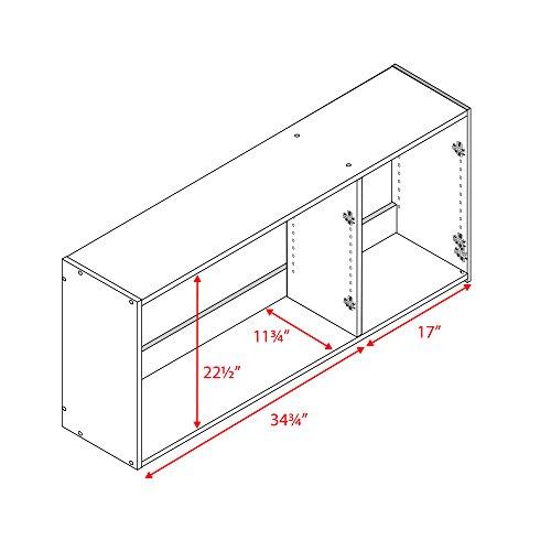 Elite 54 Quot Wall Cabinet Buy Online In Uae Kitchen
