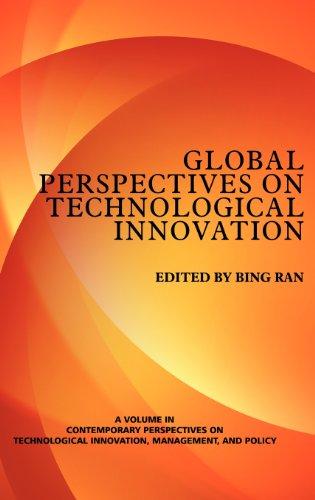 Global Perspectives on Technological Innovation (Hc) (Contemporary Perspectives on Technological Innocation, Management,