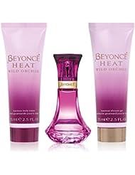 Beyonce Wild Orchid 3 PC - 1.0oz Eau de Parfum, 2.5oz Shower Gel, 2.5oz Body Lotion