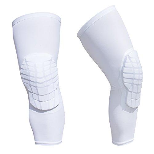 debd34200f6d1 O-Best [Upgrade Version] Basketball Knee Pads, Compression Kids Adult EVA  Pads