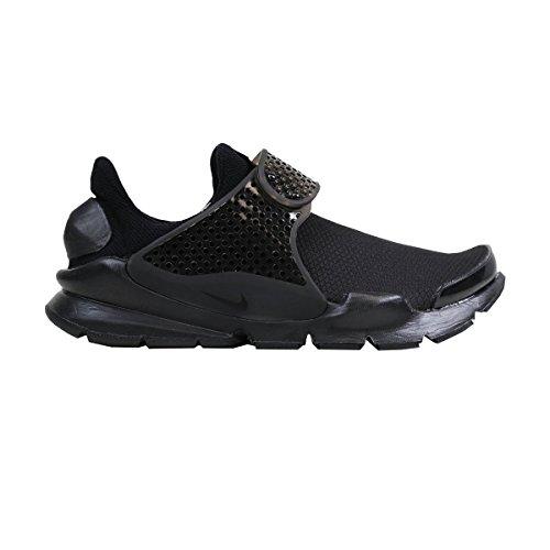 Nike Womens Sock Dart SE Shoe Black/Black-Volt 7