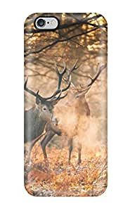 Anti-scratch And Shatterproof Deer Phone Case For Iphone 6 Plus/ High Quality Tpu Case