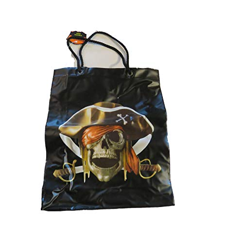 target Pirate Halloween Vinyl Treat Bag 12 1/2