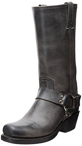 Frye Women's Harness 12R Boot, Charcoal, 10 M US ()