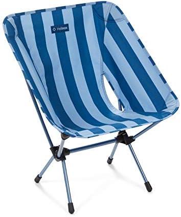 Helinox One Stuhl Blue Stripe/Navy 2020 Campingstuhl