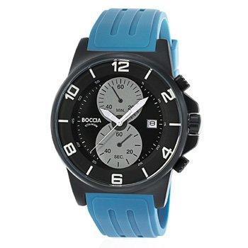 3777-10 Boccia Titanium Watch