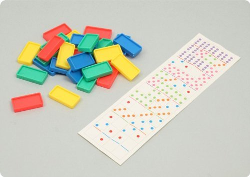Colorful Domino Game