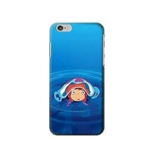 "Ponyo 5.5 inches iPhone 6 Plus Case,fashion design image custom iPhone 6 Plus 5.5 inches case,durable iPhone 6 Plus hard 3D case cover for iPhone 6 Plus 5.5"", iPhone 6 Plus Full Wrap Case"