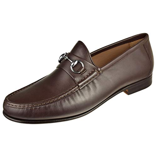 Peter Huber Mens Shoes Ascot Bit Loafer Ascot-Coffee Coffee 11 D - Ascot Coffee