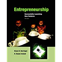 Entrepreneurship: Successfully Launching New Ventures (5th Edition)