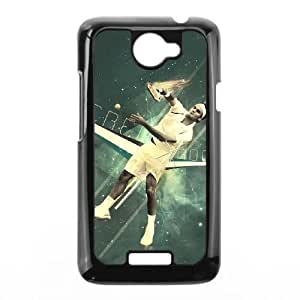 HTC One X Cell Phone Case Black Roger Federer Xgjl