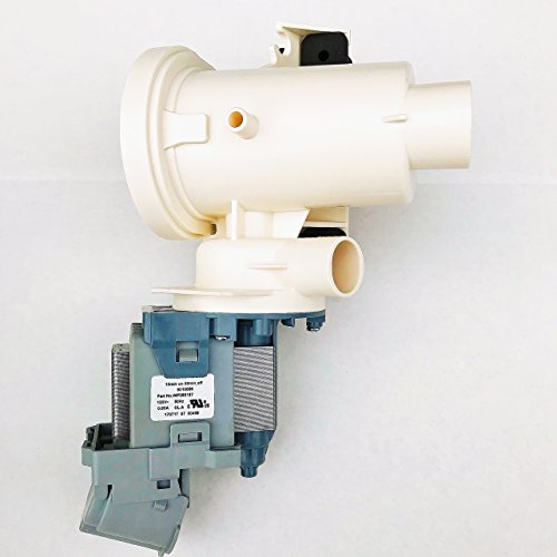 Price comparison product image Replacement Whirlpool Washer Drain Pump 280187