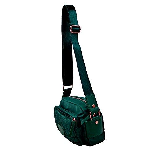 Esprit Wing shldbag Bolso bandolera 23 cm Dark Teal