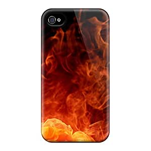 Defender Cases For Iphone 6, Flame Pattern