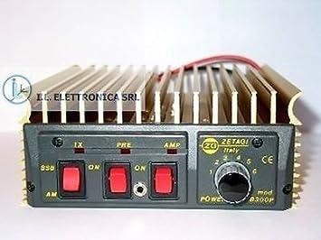 ZETAGI B-300 P AMPLIFICADOR LINEAL 27 MHz/CB: Amazon.es ...