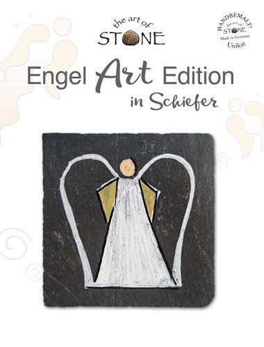 Artstone Ángel Art Edition Andrea Diseño 09 Pizarra 5,5 x 5 ...