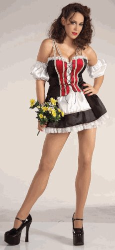 Holidays Seasonal Halloween Hottie Heidi W/Bloomers -