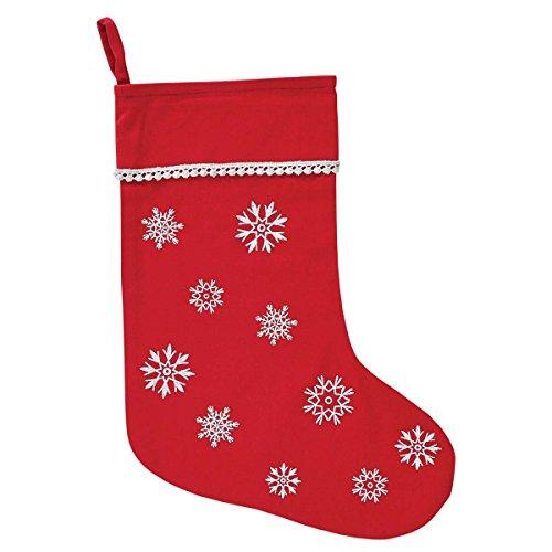 Décoration de Noël VHC, Coton, Merveilleux Hiver, 15×11