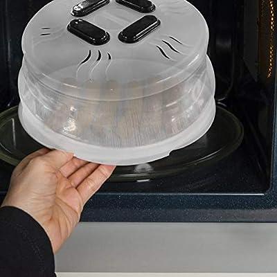 dewdropy - Manta para microondas (30 cm), diseño de Cara de Vuelo ...