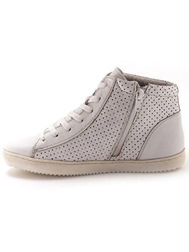 Balsamik - Hohe Sneaker, Sonderweite - Damen Weiß
