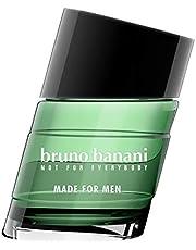 bruno banani Made for Men – Eau de Toilette Natural Spray – aromatyczne i owocowe perfumy męskie