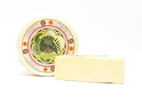 Pecorino Toscano Fresh 30 days DOP Cheese - 1 Pound