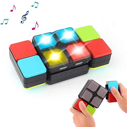 Electronic Music Magic Cube in different colors
