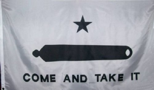 Come and Take It Flag Battle of Gonzales Banner Texas for sale  Delivered anywhere in USA