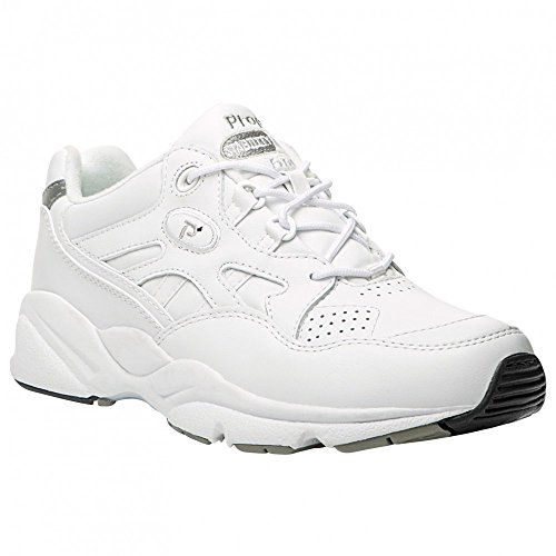 Propet Stability Walker Women US 6 White Walking Shoe