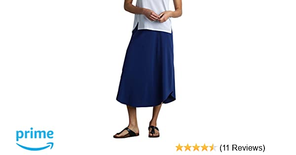 88ffdd81fb Amazon.com: ExOfficio Women's Kizmet Midi Skirt: Clothing