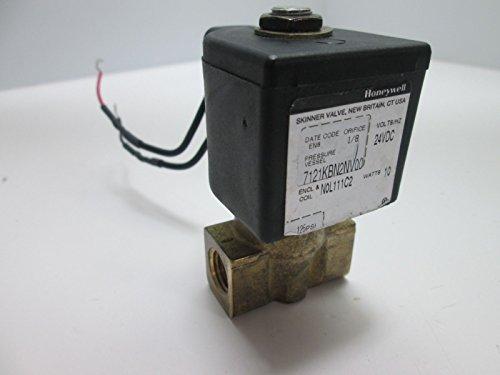 Honeywell Skinner Valve - Honeywell 7121KBN2NV00 Skinner Valve 24VDC, 1/4