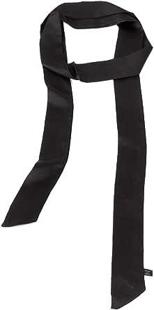Ribbon Scarf for Women Handbag Wrap Handle Satin Belt Sash Necktie Neck Scarf PSSD01