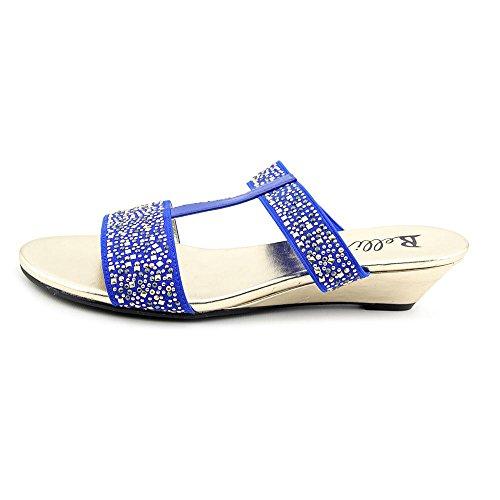 Bellini Da Donna 1 Gusto Scivolare Su Sandali Casual Blu