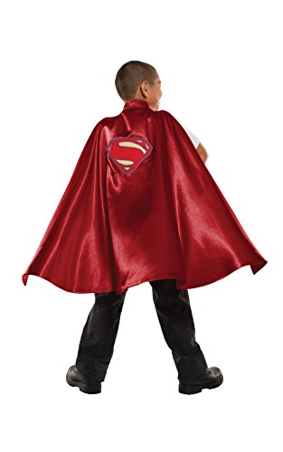 Rubie's Costume Batman v Superman: Dawn of Justice Kid's Deluxe Superman (Man Of Steel Cape)