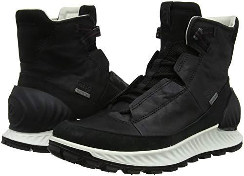 black Clasicas Botas Hombre Ecco Negro Para 51052 Exostrike ZPwRY
