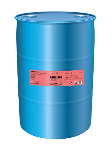 ) Grease Free Power Cleaner and Degreaser - 55 Gallon ()