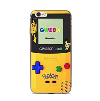 Todo Fundas Compatible con iPhone, Pokemon Pikachu Starbucks ...