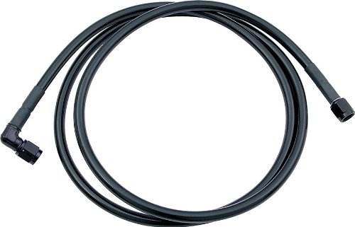 Allstar Performance (ALL48419) #3 Braided Line Hose, 24''