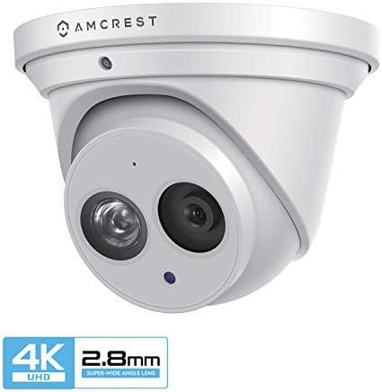 Amcrest 3840x2160 NightVision Weatherproof IP8M T2499EW product image