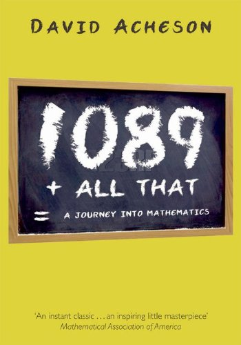 [Ebook] 1089 and All That: A Journey into Mathematics [K.I.N.D.L.E]