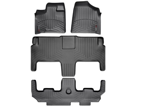 weathertech-custom-fit-floorliner-volkswagen-routan-2009-2012-complete-set-1st-2nd-3rd-row-black