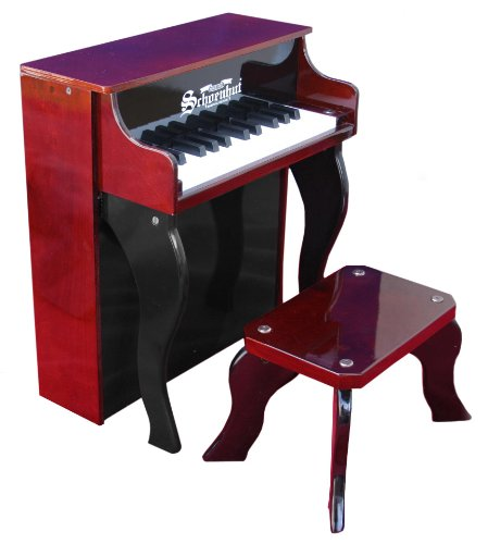 Spinet Piano - 9