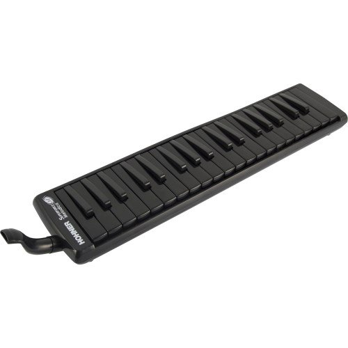 MELODICA - Hohner (94331) Superforce 37 (Color Negro) 37 notas