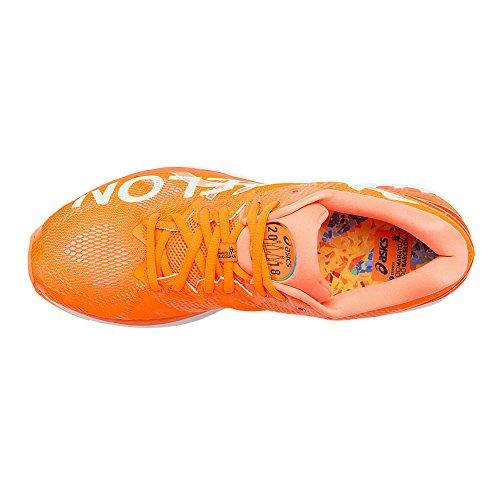 Asics Uomo Gel-nimbus 20 Barcellona Maratona Scarpe Da Corsa Arancione